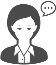 女性のお悩みイラスト3