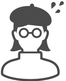 女性のお悩みイラスト4